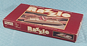 Razzle, Parker Brothers, 1981