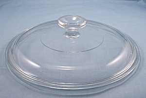 Pyrex G 1 C Lid, 8-1/4 Inches, Round  (Image1)
