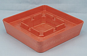 Deco Ash Tray � Orange (Image1)