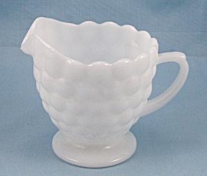 Bubble – Creamer/Cream Pitcher – Anchor Hocking Co (Image1)