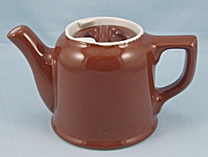 Hall � Individual � Teapot � Brown II (Image1)