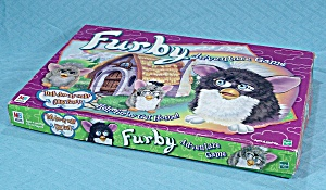 Furby Adventure Game, Milton Bradley, 1999