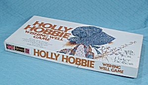 Holly Hobbie Wishing Well Game, Parker Brothers, 1976 (Image1)