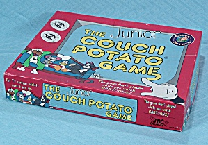 The Junior Couch Potato Game, Tdc Games, 1988