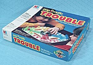 Pop-O-Matic Trouble, Milton Bradley, 1993 (Image1)
