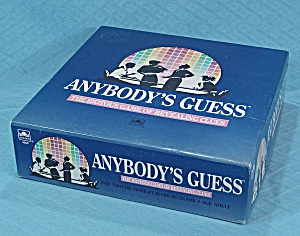 Anybody's Guess, Western Publishing Co., 1990