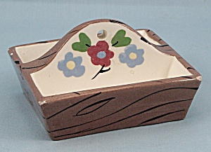 The California Cleminsons Pottery, Double Tray (Image1)
