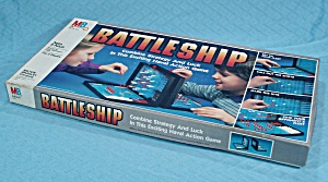 "Battleship, ""exciting Navel Action Game"", Milton Bradley, 1984"