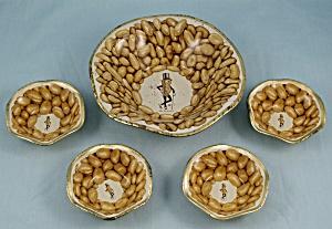 Advertising - Mr. Peanut Set - Planters Peanuts, #2 (Image1)