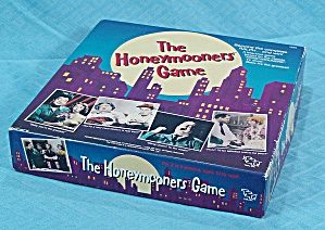 The Honeymooners Game, Tsr Inc., 1986