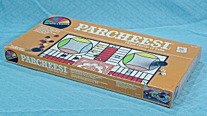 Parcheesi, Selchow And Righter Co., 1982, Nib