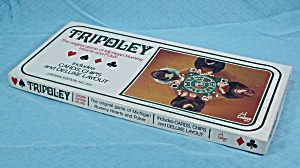 Tripoley Game #2, Cadaco, 1969