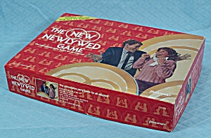 The New, Newlywed Game, Pressman, 1986