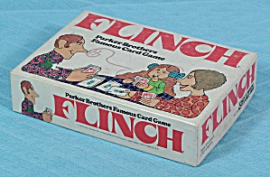 Flinch, Parker Brothers, 1976 Card Game