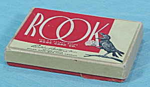 Rook, Parker Brothers, 1943