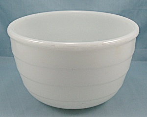 G.e. / General Electric - Medium, Ringed Mixing Bowl