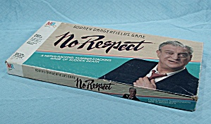 Rodney Dangerfield's Game, No Respect, Milton Bradley, 1985