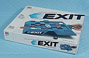 Exit Game, Milton Bradley, 1983                                                   (Image1)