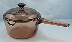 Corning Amber Visions – Covered Saucepan (Image1)