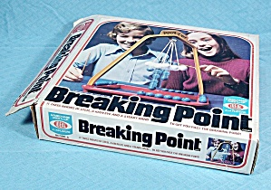 Breaking Point Game, Ideal, 1976