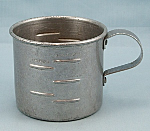Wear-Ever No. 180- Aluminum Measuring Cup	 (Image1)