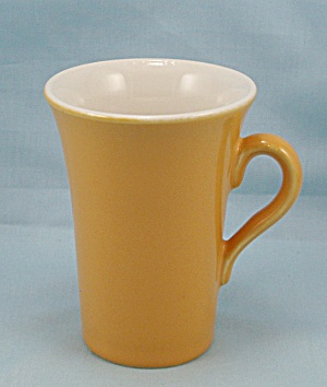 Hall - 343 - Yellow Mug
