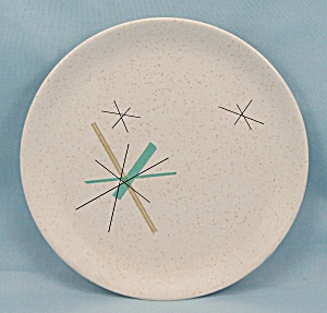 Salem China – Hop Scotch / Hopscotch – Free Form – Viktor Schreckengost – Bread  & Butter Plate (Image1)