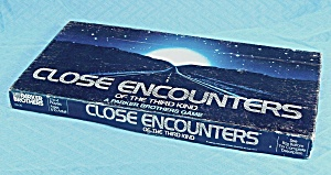 Close Encounters of the Third Kind Game, Parker Brothers, 1978 (Image1)