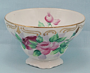 Occupied Japan � Sugar Bowl � Trimont China	 (Image1)