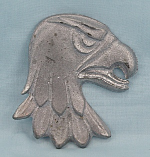 Paperweight - Cast Aluminum Eagle Head