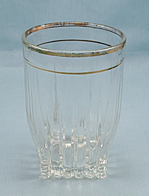 Federal Glass - Park Avenue - Tumbler