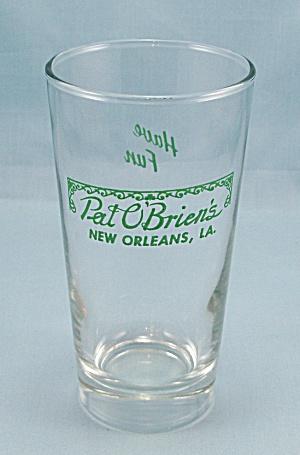 Pat O'Brien's – New Orleans – Beverage Tumbler (Image1)