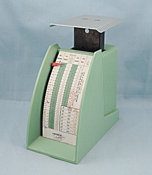 1964 Postal Scale � Triner Scale & Mfg. Co. - Two Pound (Image1)