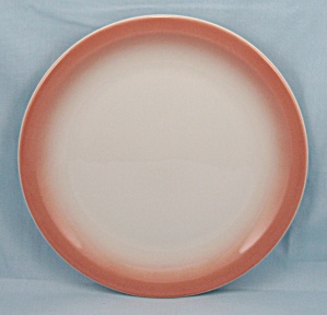 Jackson China Plate / Airbrushed Rim/ 9-Inches    (Image1)