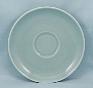 Russel Wright � Casual � Ice Blue - Iroquois � Saucer  (Image1)