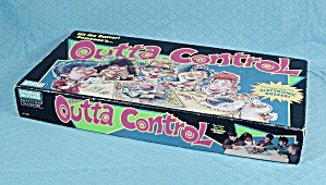 Outta Control Game, Parker Brothers, 1992 (Image1)