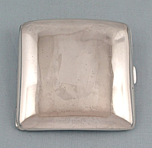 Sterling Cigarette Case  (Image1)