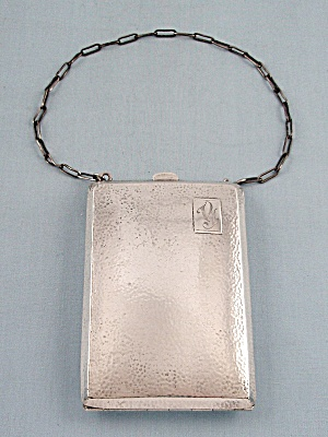 Coin Purse, Card Case, Compact, Chain - Wristlet