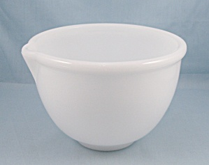 Glasbake For Sunbeam - Mixing, Batter Bowl, Spout