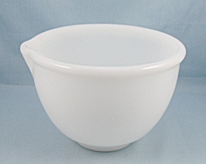 Glasbake For Sunbeam � Mixing, Batter Bowl, Spout #2 (Image1)