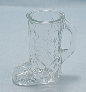 Novelty Glass Boot - Shot Glass (Image1)