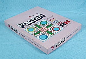 Pachisi, Deluxe Edition Game, Whitman, 1974 (Image1)