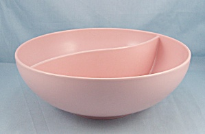 Stetson - Melmac - Divided Bowl � Pink (Image1)