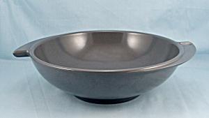 Boonton Bowl #604 � Deco Handles � Dark Gray (Image1)