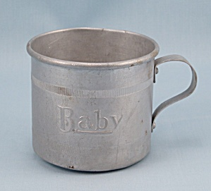 Aluminum Baby Cup	 (Image1)