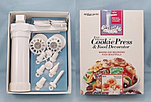 Hutzler Gerda – Cookie Press, Food Decorator	 (Image1)