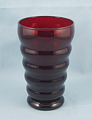 Royal Ruby - Whirly Twirly - 5-inch Tumbler