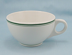 Wellsville - Cup, 1939 - Green Lines