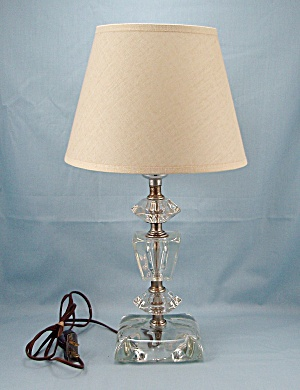 Glass Lamp - Three Tiers (Image1)