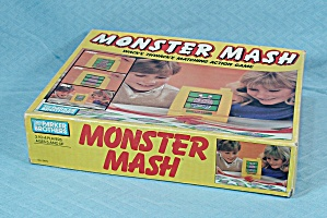 Monster Mash Game, Parker Brothers, 1987	 (Image1)